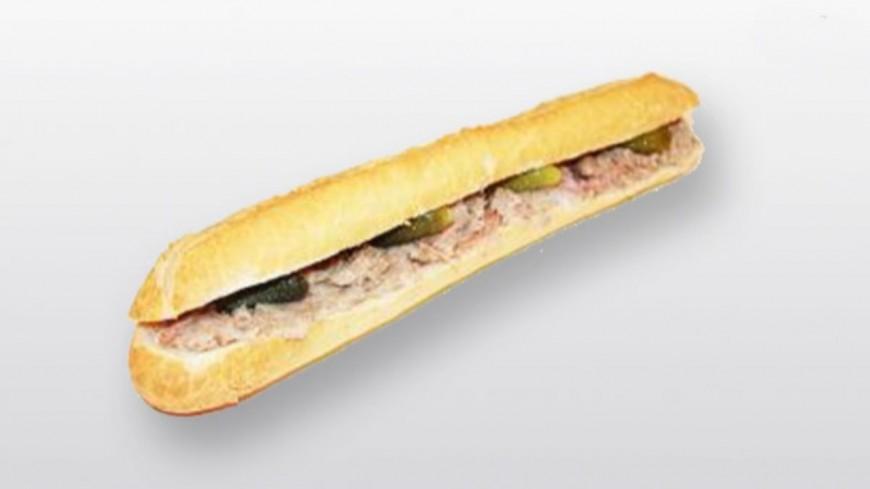 Voici le plus long sandwich de rillettes du monde !