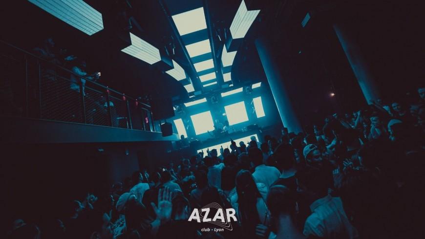 Le Azar Club rouvre ses portes !