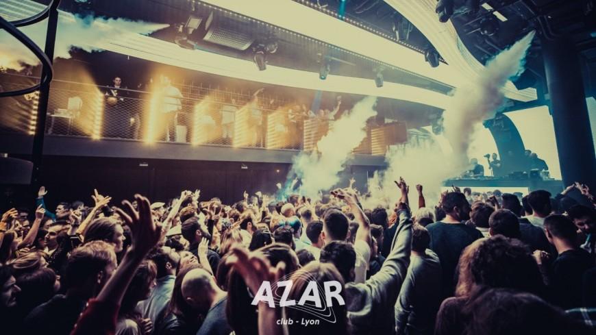 "La soirée ""In Da Club"" fait son come-back au AZAR !"