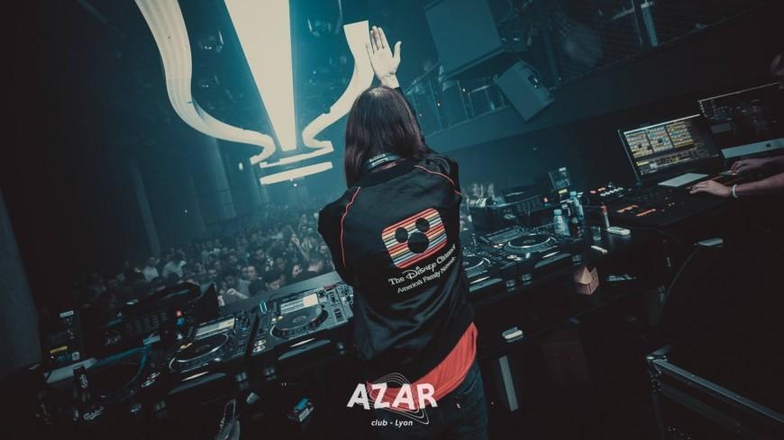 Breakbot & Irfane débarquent au AZAR !