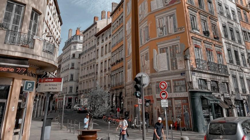 Piétonnisation de plusieurs rues à Lyon, ce samedi !