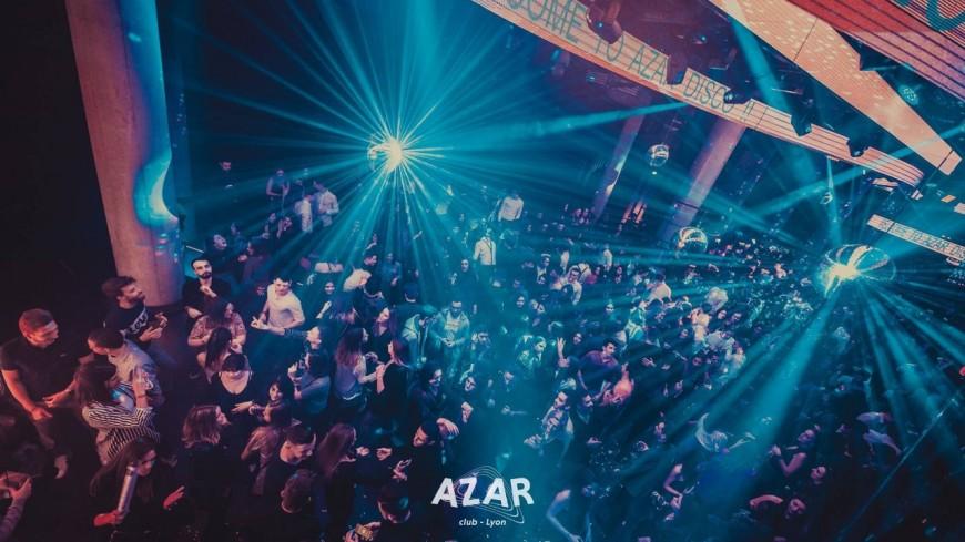 La soirée disco du Azar fait son come-back !