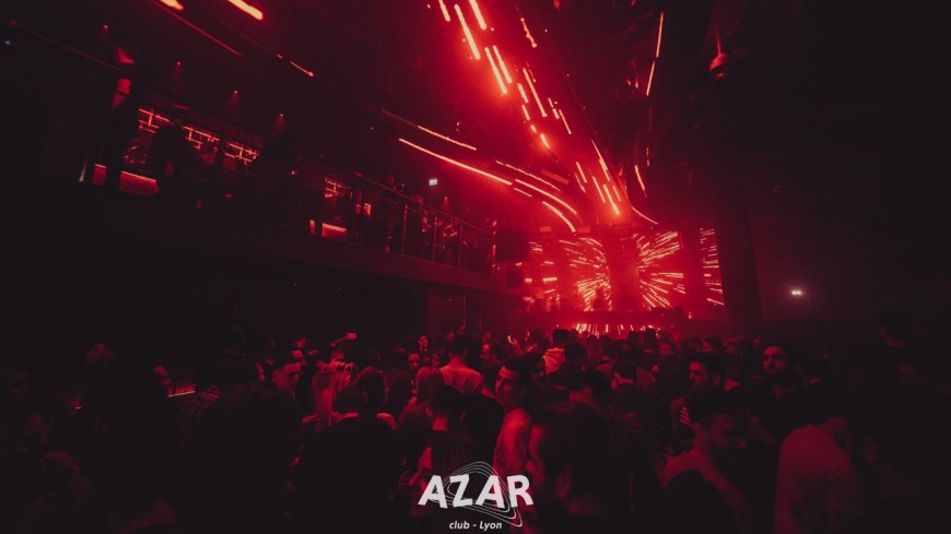 """La soirée """"In Da Club"""" est de retour au Azar !"""