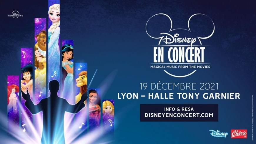 """DISNEY EN CONCERT """"Magical Music from the movies"""""""