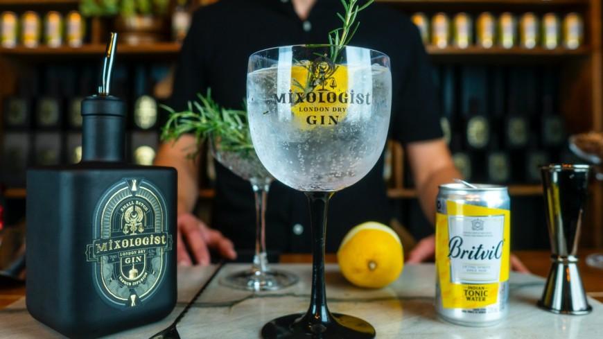 Le gin tonic, un remède efficace contre le rhume !