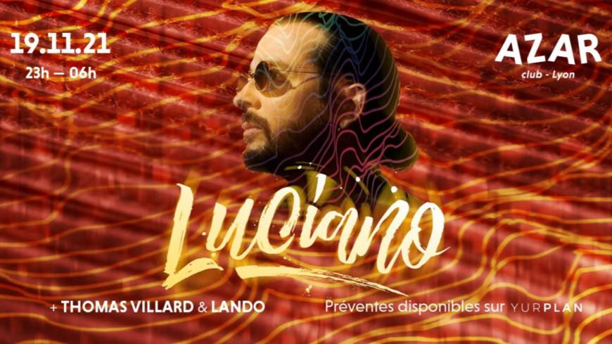 Le Azar invite Luciano !