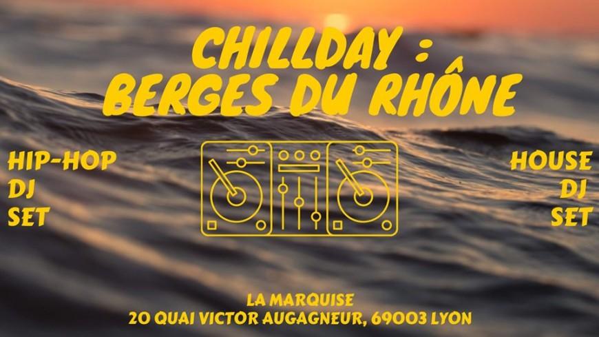 Chillday : Berges du Rhône