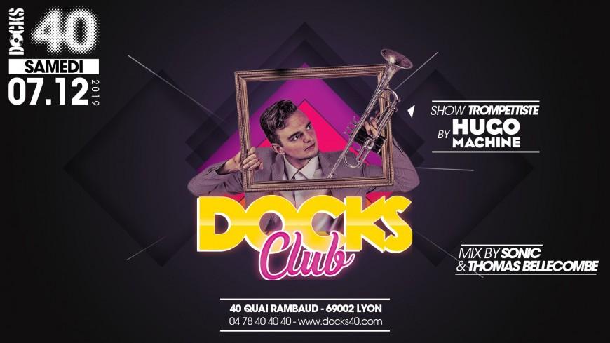 Docks Club - Hugo Machine