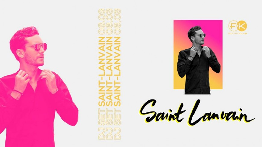 F&K invite Saint Lanvain