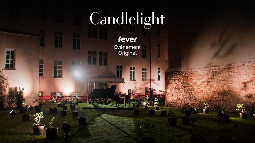 Le Jardin de Candlelight : Musiques de films célèbres