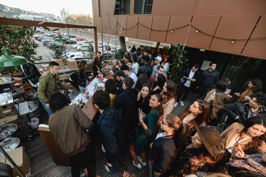 SAMEDI : Rooftop party au MOB Hotel avec Miimo / Ily / Bryce Wax