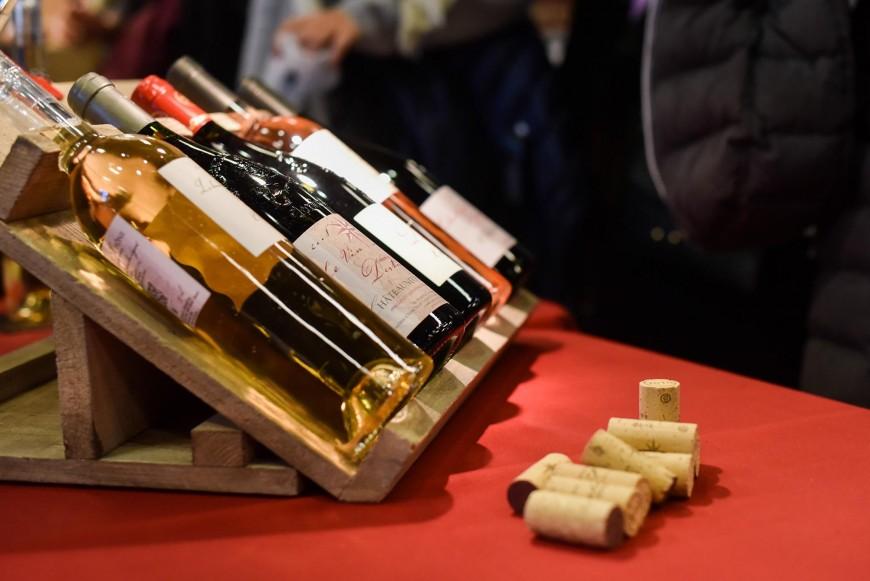 Salon du vin Vinomedia - Lyon
