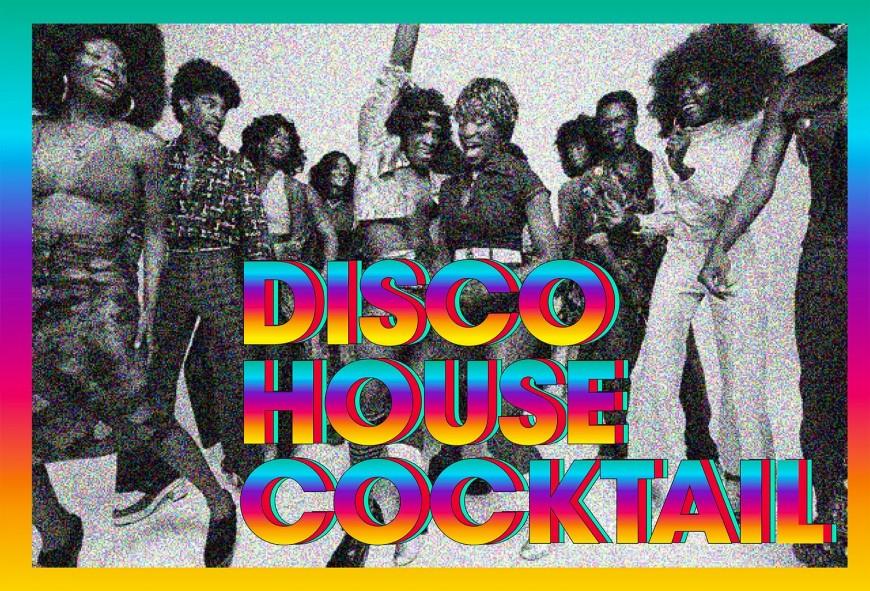 Disco House cocktail avec Daniel Wang & Mush au Bellona Club