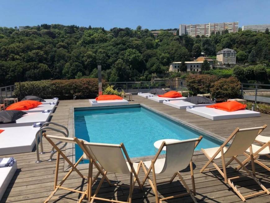 Alma pool party, le secret spot de l'été
