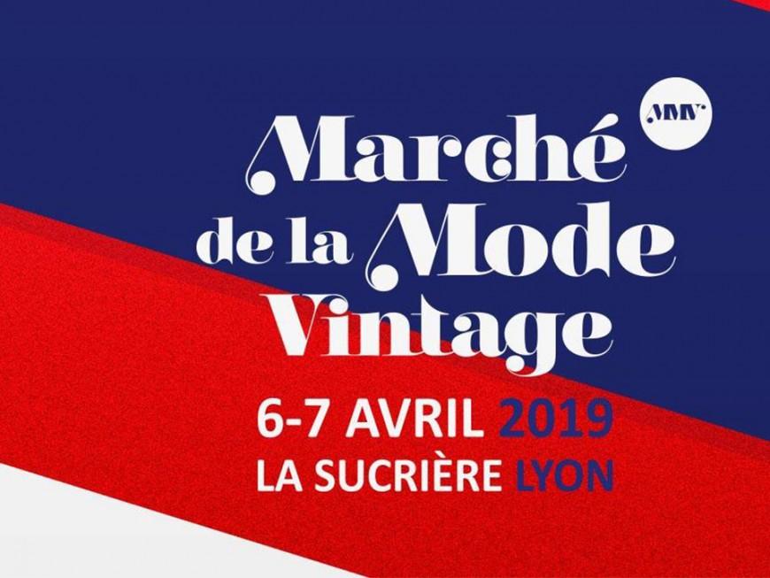 Le Marché de la Mode Vintage fait son grand retour le Week-end du 6 au 7 Avril  !